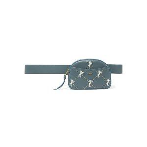 ChloeSignature embroidered leather belt bag