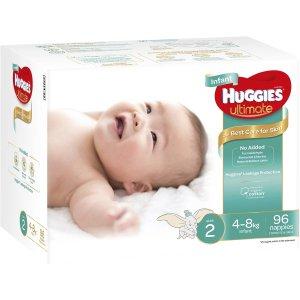 Huggies纸尿裤96包装