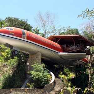 From $260/N  $43.3 ppStay in an airplane in Costa Rica @VRBO