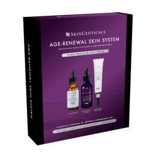 SkinCeuticals变相6.6折 价值£290紫米精华+CE精华+急救精华