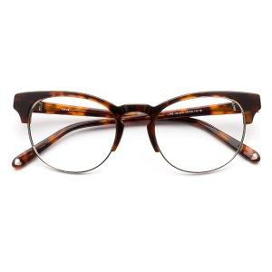 半边眼镜框