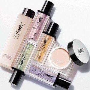 $60起+赠3件套(价值高达$30)上新:YSL 圣罗兰护肤品香水热卖 收皇后精华、弹润丰盈面霜