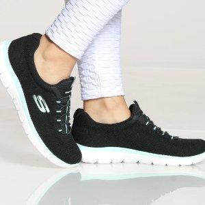 Skechers Summits Cool Classic Sneaker (Women's)