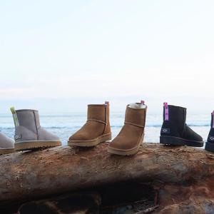 低至5折+额外9折独家:UGG 雪地靴热促 冬季必备抗寒神器