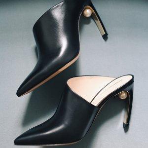 低至2.2折 封面款$368即将截止:Nicholas Kirkwood 文艺美鞋特卖 袁泉、达妹同款