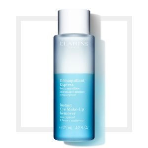 Instant Eye Make-Up Remover - waterproof eye make-up - Clarins
