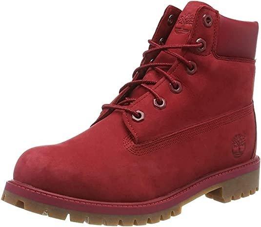 经典短靴 红色