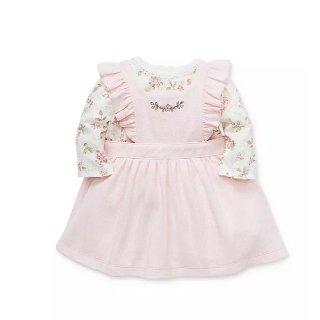 4.5折+最高享7折 凑单好物Little Me 高品质婴儿服饰热卖 新款上架暖萌依旧