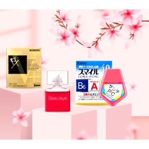 专场任选4件即可免邮中国日本多庆屋 护眼专场,收参天、乐敦、狮王护眼液、眼部保健品