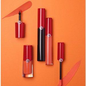 满$50送好礼3件套+全场免邮最后一天:Giorgio Armani Beauty 阿玛尼 彩妆护肤香水满额送好礼