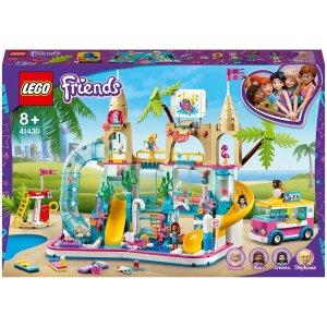 Lego适合8岁以上夏日奇趣水上乐园