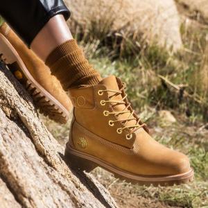 低至7折Timberland 秋季大促 收经典登山靴、户外服