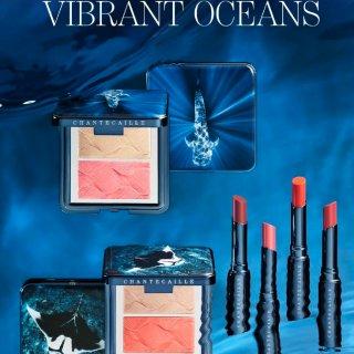 香缇卡2020夏季限定跃动海洋慈善系列|是关于美丽也是关于拯救