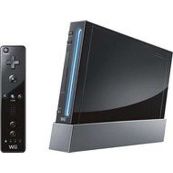 Wii 黑色 翻新