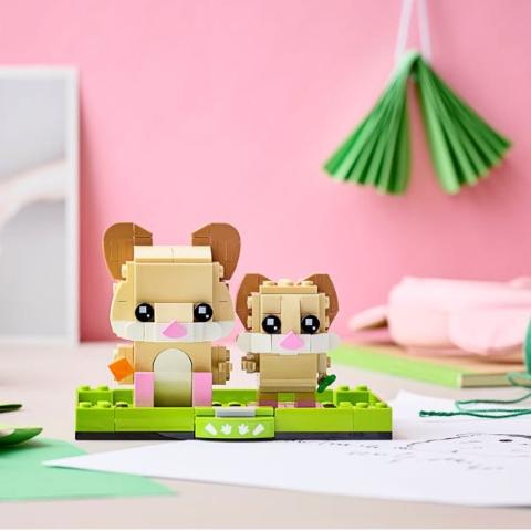 $12.99起+好礼 8/1新品井喷新品预告:LEGO官网 灭霸手套 摩天轮 天堂鸟 大众T2旅行车等