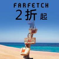 上新:Farfetch 季中大促来袭 BBR、We11done、巴黎世家