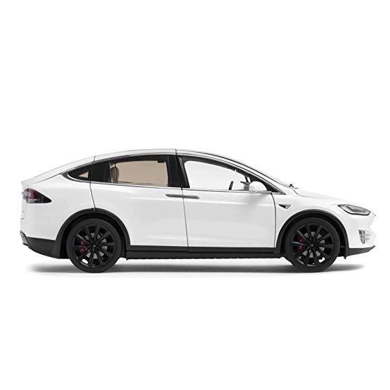 Model X 白色