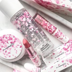 低至7.5折MAC Cosmetics官网 超美樱花系列热卖 满满少女心