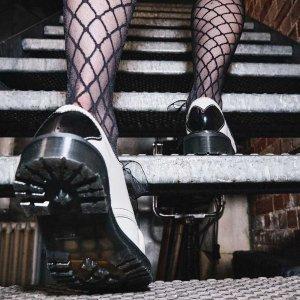 Dr. Martens仅剩3/6/8码爱心 1461 小皮鞋
