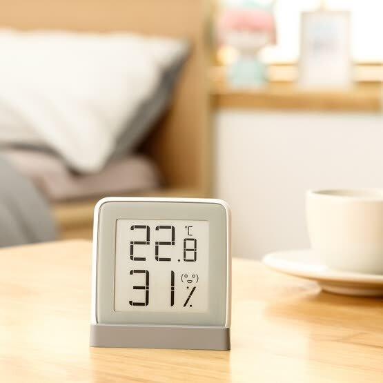 秒秒测 家用温湿度计