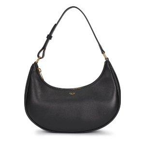 Celine官网$2100Ava Bag 黑色新色
