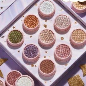 全场7折 星际眼影盘补货Colourpop 全场彩妆促销 收土豆泥眼影明星套装、网红粉底