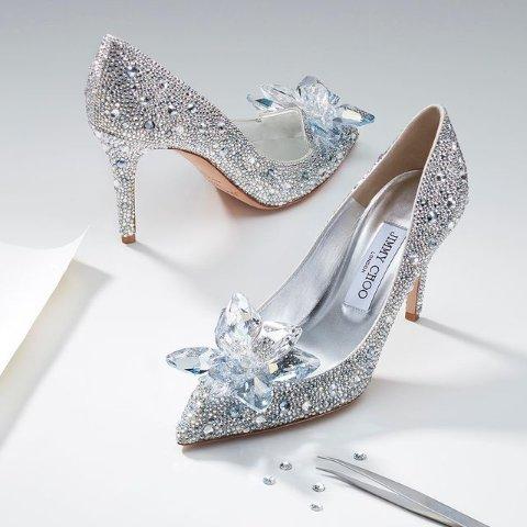 新品8.5折 渐变$663收Jimmy Choo 仙女牌高跟鞋 变身路上最闪亮的崽