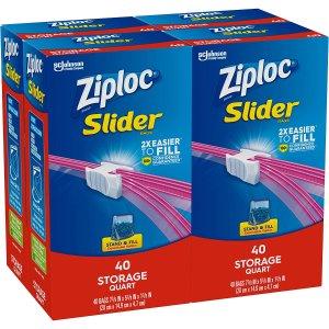Extra 25% OffZiploc Storage Bags on Sale