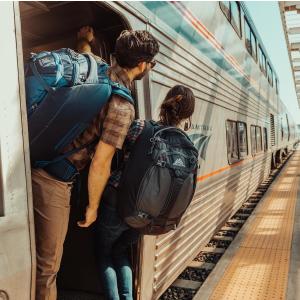 3次往返获赠1次免费往返Amtrak 东北区域号及阿西乐特快列车限时活动