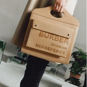 5折起+叠8折 圆筒包$673上新:Burberry 9月全场大促 新季T恤$337、格子衬衫$293