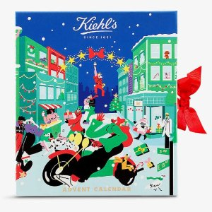 低至$69 最高价值$327Selfridges 限量圣诞倒数日历套装热卖 收 Kiehl's、Benefit