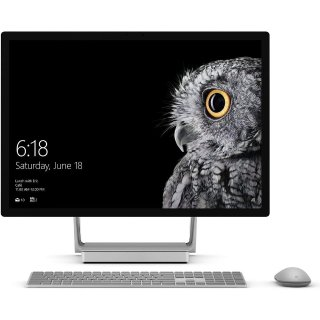 $1359 (原价$1699)Surface Studio 一体机 (Intel Core i5, 8GB RAM, 1TB) 翻新