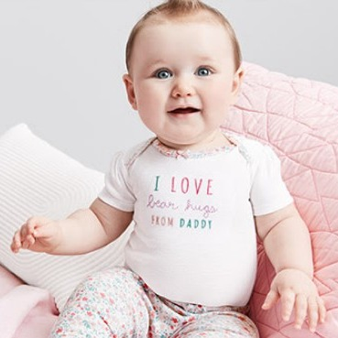 Extra 20-40% OffNew Markdowns: Carter's Kids Clothing Clearance