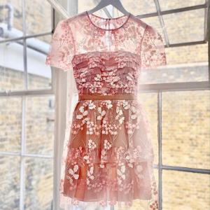 5折起  £140起就收!Self-Portrait 仙女裙夏季大促 小众轻奢蕾丝裙 明星同款全上线