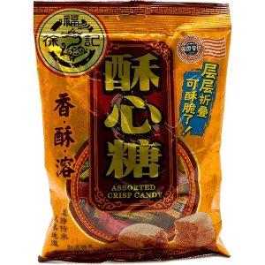 Hus Fu Chi Assorted Crispy Candy