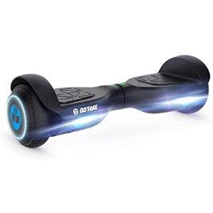 GOTRAX Edge 双电机体感平衡车 黑色