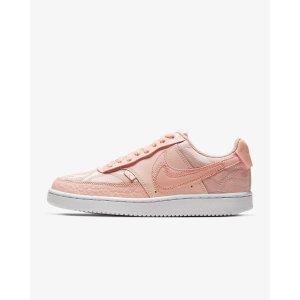 Nike粉色板鞋