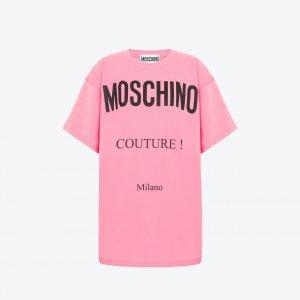 Moschino宽松T恤