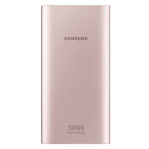$15.99Samsung 10,000 mAh USB-C Battery Pack, Pink