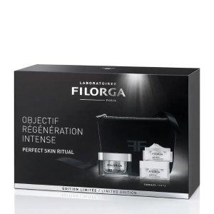 Filorga变相3.2折!价值£107!NCEF面霜50ml+十全大补+紧致晚霜
