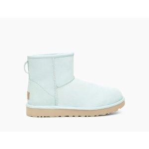 UGG Australia低帮雪地靴