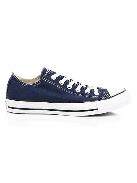 All Star 低帮帆布鞋