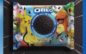 Pokémon x OREO 限量版夹心巧克力饼干Pokémon x OREO 限量版夹心巧克力饼干
