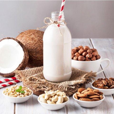 8折起 低至€1.38可收Amazon 植物奶合集 热量低、不含胆固醇 乳糖不耐受人群福音
