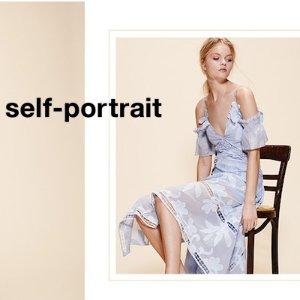 低至4折 £138收超显瘦上衣SELF-PORTRAIT 惊喜大促 超多上线 冬季囤 为你而来