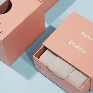 Up to 55% Off + Extra 20% Off ACNE STUDIOS @ THE OUTNET