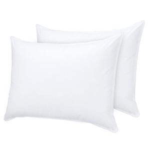 $25.61Htovila 纯棉面料鹅绒填充枕芯