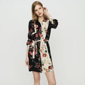 7折+免邮 $100+收本季新款最后一天:Maje官网 精选美裙热卖 气质又浪漫