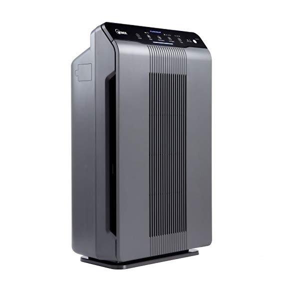 5300-2 负离子空气净化器