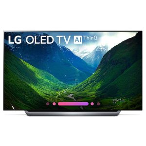 "LG OLED C8 65"" 4K HDR ThinQ AI Smart TV"
